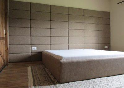 ściana plecionka