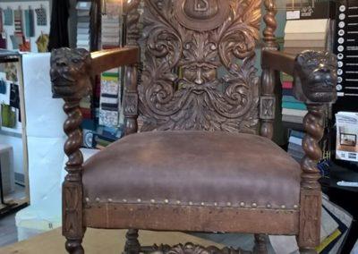 fotel z ratusza