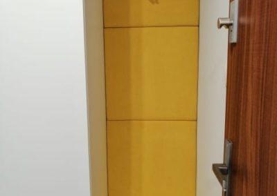 panele żółte