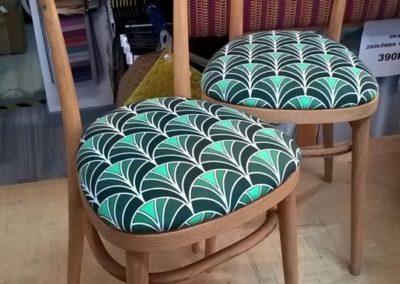 retro krzesła